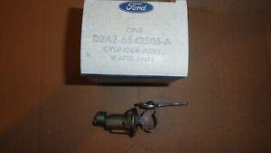 NOS 1972-76 FORD TORINO TRUNK LOCK & KEY SET D2AZ-6543505-A