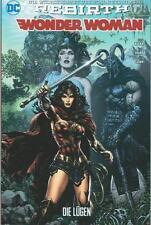 Wonder Woman-Rebirth 1, Panini
