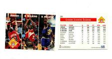 1993-94 Hoops Fifth Anniversary Gold #283 Scoring/Michael Jordan Wilkins MALONE