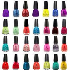 China Glaze Nail Polish - Buy 1 Get 1 at 50% Off - Pick Any Color - List A