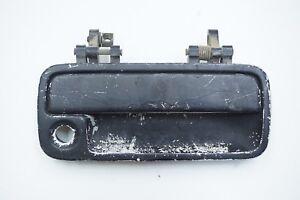 1988 - 1991 Honda CRX Passenger Side Outer Door Handle OEM (Black)