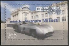 Austria 2009 Mercedes/Cars/Motors/Motoring/Transport/Museum  3D  1v s/a (at1097)