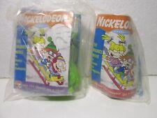 Burger King Set Of 2 Nickelodeon Rugrats Kids Club Toy 1998  t4688