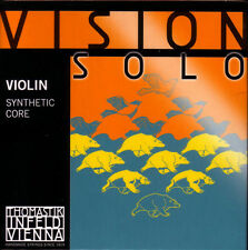 Thomastik Vision SOLO Violin String Set NEW US Launch !