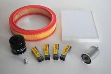 Inspektionspaket Inspektionskit Filterset VW Polo 6N1 1,0l 33KW 45PS AEV .