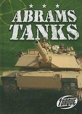 NEW Abrams Tanks (Torque Books: Military Machines) (Torque: Military Machines)