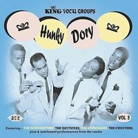 Hunky Dory: King Vocal Groups, Vol. 3 by Various Artists (CD, May-2005, Ace)