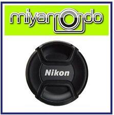72mm Snap On Lens Cap for Nikon Lens