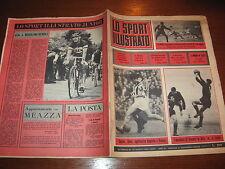 LO SPORT ILLUSTRATO GAZZETTA 1965/3 DI VINCENZO SIVORI JUVENTUS MILAN INTER @