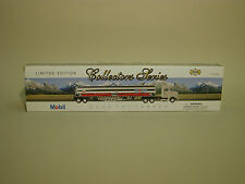 2000 MOBIL TOY TANKER LIMITED EDITION 8th IN A  COLLECTORS SERIES 1:43 CHINA