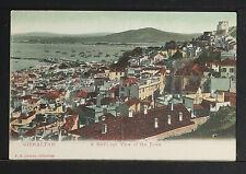 GIBRALTAR 138-A Bird's eye View of the Town