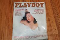 PLAYBOY OCTOBER 1985 Cynthia Brimhal Sherry Arnett JERRY HALL Girls of Pac10 FRE