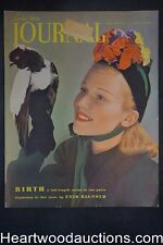Ladies Home Journal May 1938 Steighen cover - High Grade