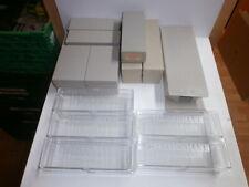 Konvolut 20 Spur H0 + Spur N Fleischmann Piccolo Leerkartons Kartons Boxen OVP
