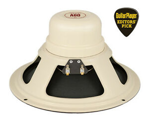 "NEW FANE ALNICO Made in UK Ascension A60 12"" Guitar amp cabinet Speaker 8 ohm"
