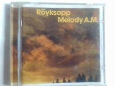 Röyksopp - Melody A.M. (2004)