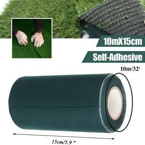 10m Artificial Grass Joint Tape Joining fixing Turf Tape DIY Lawn No Paste 1pcs