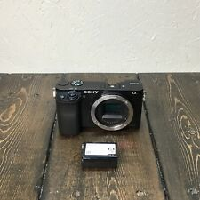 Sony Alpha A6000 - Used *READ*