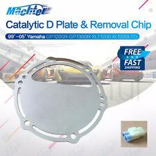 Fits YAMAHA Cat Removal D Plate & Sensor Chip for GP1200R GP1300R XLT1200 LTD