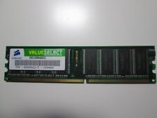 Corsair Value Select memory - 512 MB - DIMM 184-pin - DDR ( VS512MB400C3 )