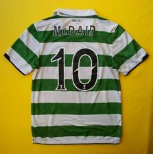 2/5 McDaid Celtic jersey small 2010 2012 home shirt soccer football Nike ig93