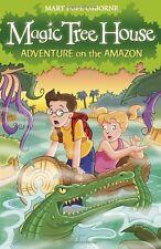 Magic Tree House 6: Adventure on the Amazon,Mary Pope Osborne