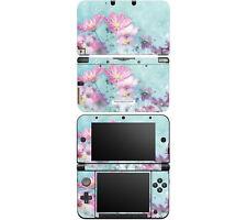 Vinyl Skin Decal Cover for Nintendo 3DS XL LL - Flower Springs