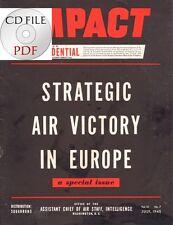 CD File 3 Impact 1945 7 8 9 Victory Europe Japan Destruction German Fuel Luzon