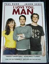 I Love You, Man DVD (2009) **NEW**