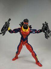 Marvel Legends Hasbro Strong Guy BAF Series Sunspot Action Figure (K)