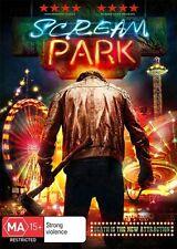 Scream Park NEW R4 DVD