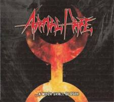 ANIMAL HATE  ...A Witch Shall Be Born CD
