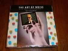 The Art Of Noise 45/PICTURE SLEEVE Paranoimia PROMO CHRYSALIS