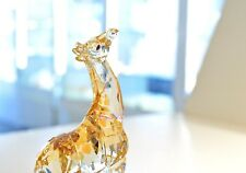 Swarovski 2018 SCS Baby Giraffe Limited Wild Animal 5302151 Brand New In Box