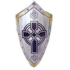 Medieval  shield template Teutonic shield by Vimhari