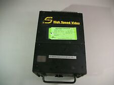 Nac High Speed Video Hvrb-200 Used As is Parts