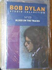 Bob Dylan studio collection cd 14 blood on the tracks