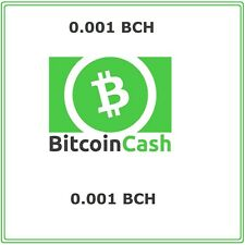 Bitcoin-Cash(0.001 BCH) Mining Contract 1 Hour Get 0.001 BCH Guaranteed