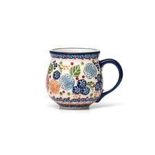 Bunzlauer Keramik Kugelbecher 200 ml KOKU Unikat Modern signiert