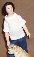 Puppenstubenpuppe Jugendlicher - Miniatur 1:12