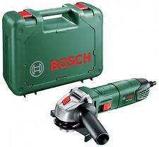 SMERIGLIATRICE ANGOLARE BOSCH FLEX PWS 700-115 COMPACT CON VALIGETTA 700 WATT