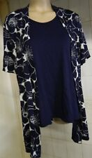 BASSINI  women business/ night out/ party  top size UK L