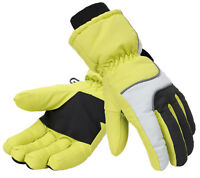 Men 3M Thinsulate Waterproof Winter Sports Warm Ski Gloves Snowboard Mittens