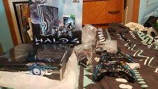 Xbox 360 S Halo 4 Limited Edition 320GB Console 2 controllers in box amazing!