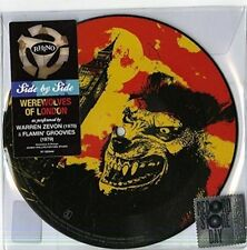 "Warren Zevon & Flamin' Groovies Werewolves of London 7 "" Picture Vinyl RSD 2016"