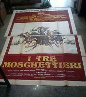 The Tre Musketeer Manifesto 4F Original 1973