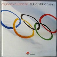 s1809) Portugal Os Jogos Olimpicos - The Olympic Games Sonderbuch 1996