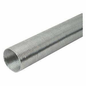 Aluminium Flexibler Schlauch, Legierung Luft Kanal Rohr Flexi Rohr