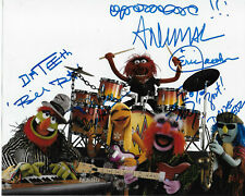 Muppets Eric Jacobson, Bill Beretta + 2 Original Autogramm 8X10 Foto