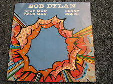 Bob Dylan-Dead Man Dead Man 7 PS-Holland-1981-Rock-45 U/min-CBS